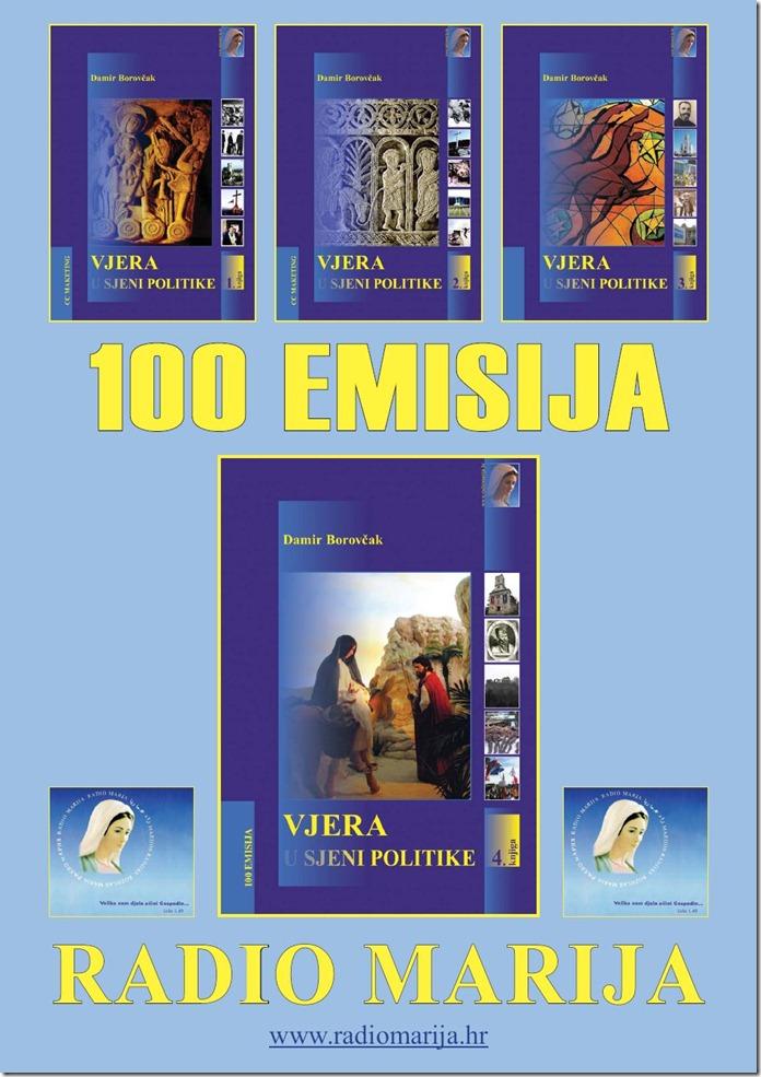 Plakat Vusp 100.emisija