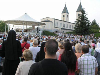 Medjugorje crkva