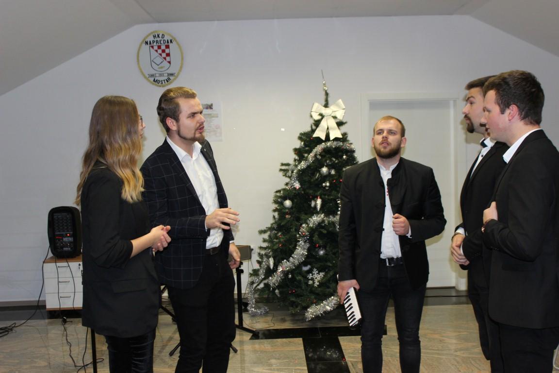 Božićnica Napredak 2019