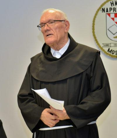 HKD Napredak Mostar prof. dr. fra Andrija Nikić