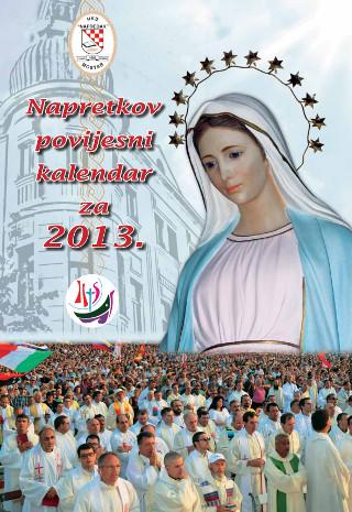 Napretkov kalendar 2013