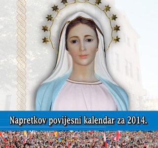 Napretkov kalendar 2014