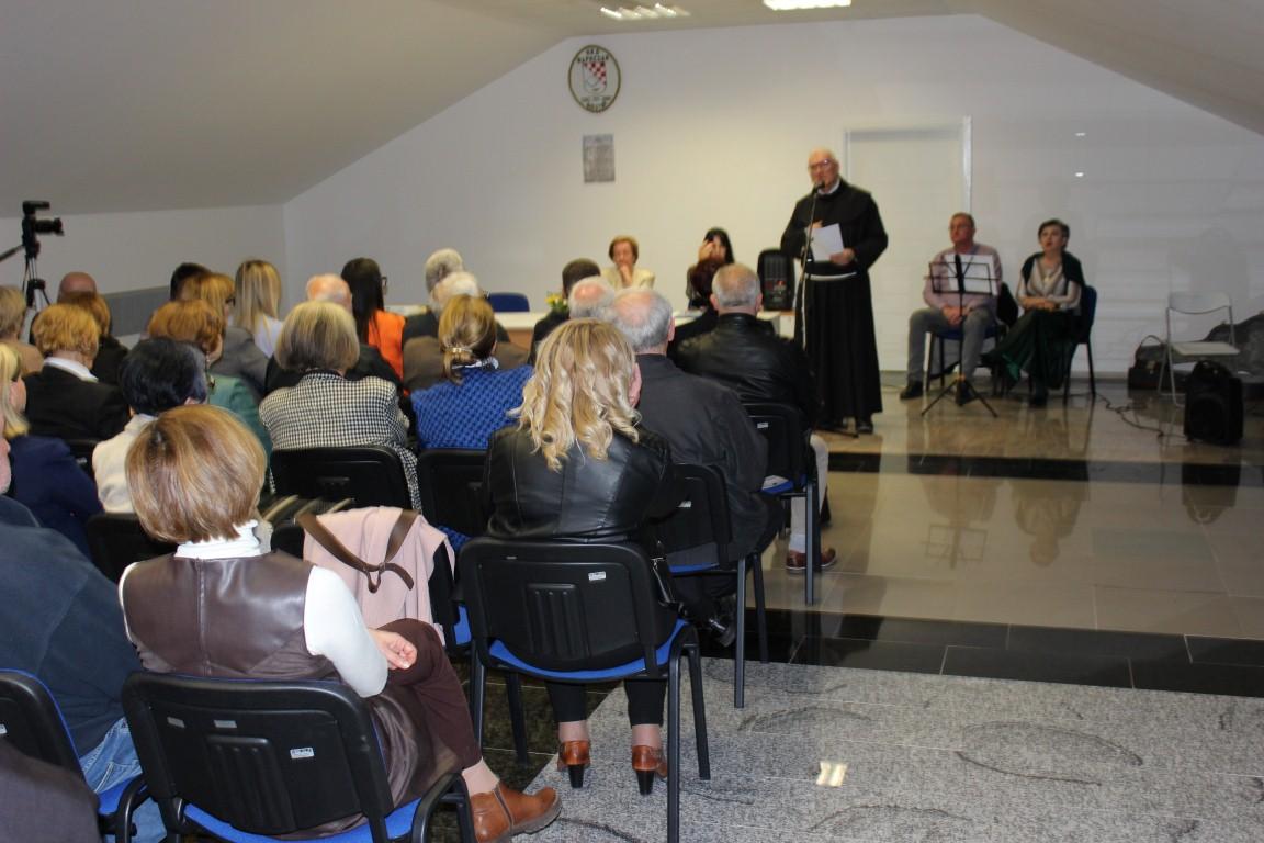 Predstavljanje knjige dr. Zdenke Marić