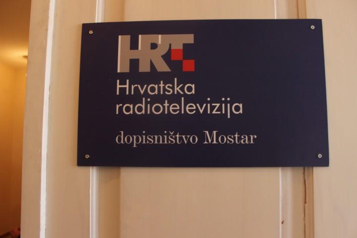 Otvaranje HRT dopisništva u Mostaru